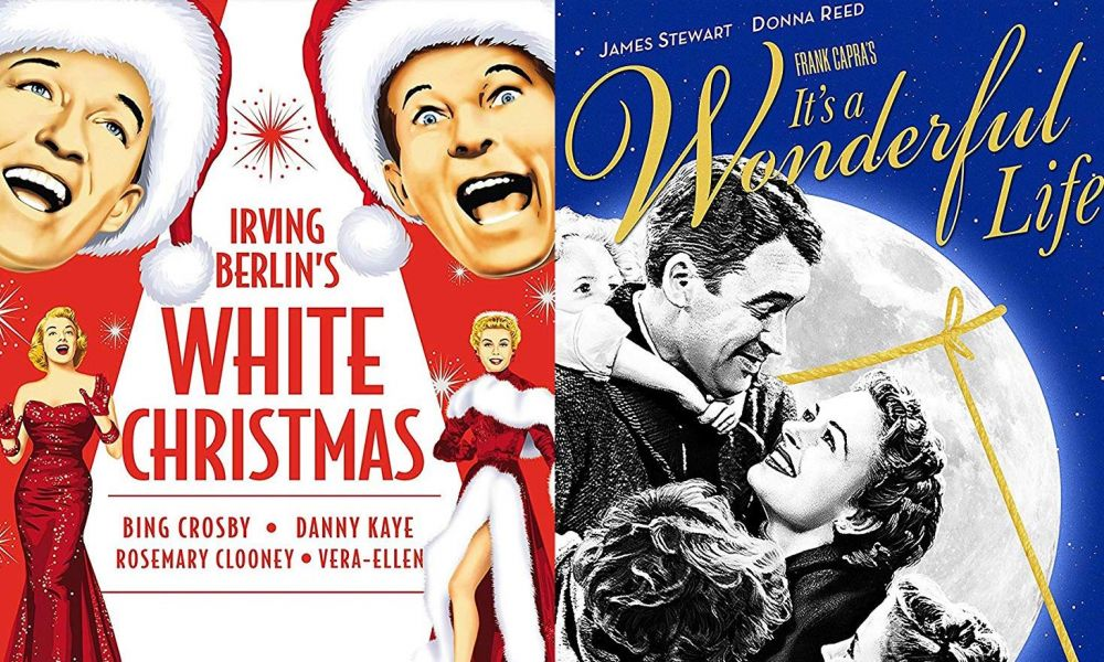 A White Christmas.The 36th Annual Music Box Christmas Sing A Long Double