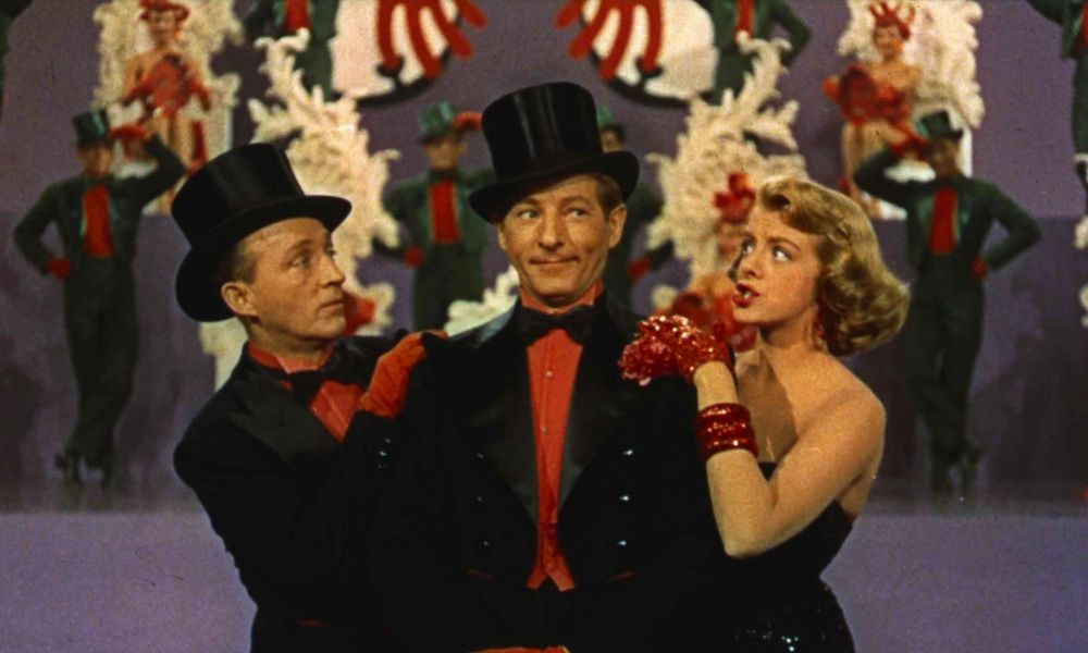 White Christmas movie still