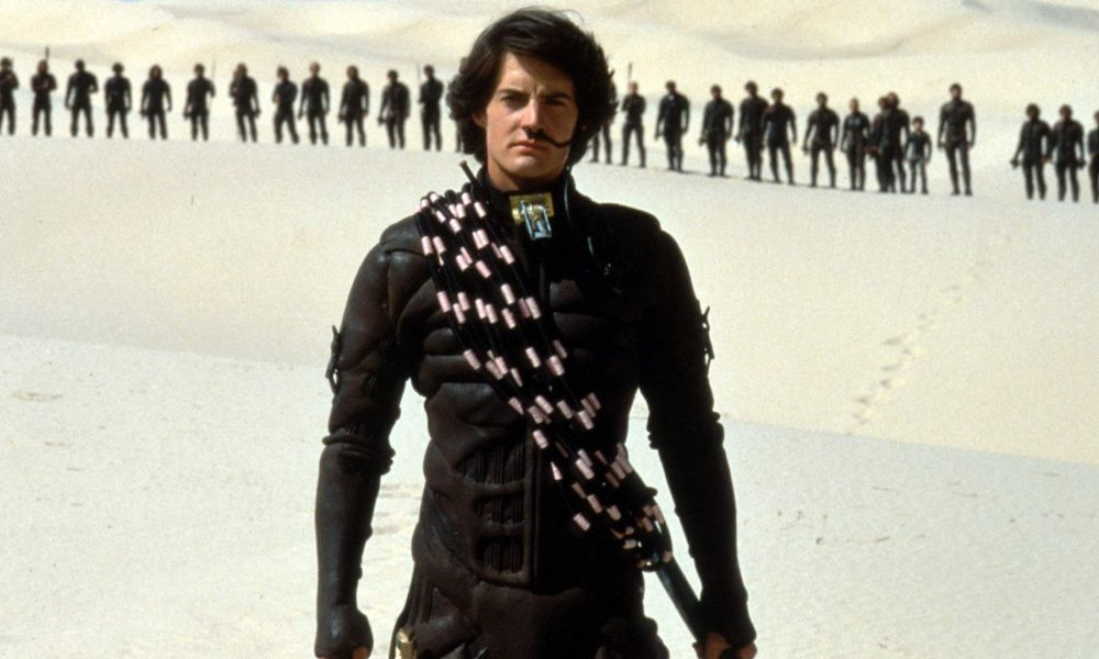 Movie still from Dune