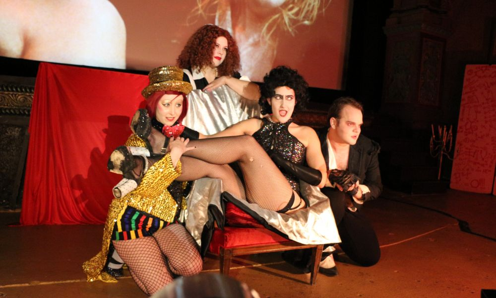 rocky horror picture show essay The rocky horror picture show foreshadowed the age of recreational evil we live in today frank-n-furter symbolizes the corrupting influence of the media, and satan, and a spirit guide leading us to greater freedom, all at the same time.