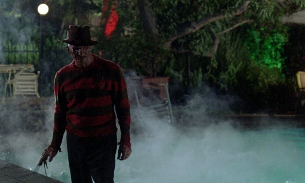 Movie Still from A Nightmare On Elm St
