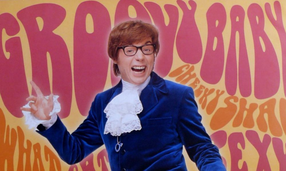 Austin Powers International Man Of Mystery Music Box Theatre