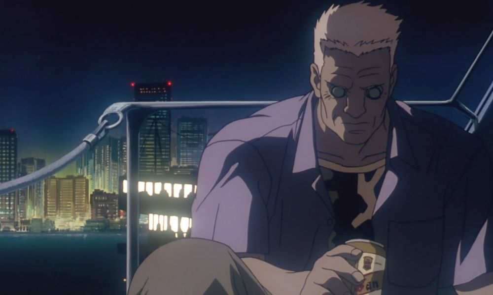 ghost in the shell thesis