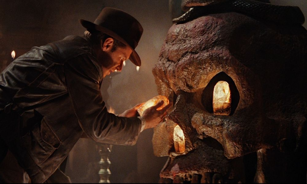 Indiana Jones And The Temple Of Doom Music Box Theatre