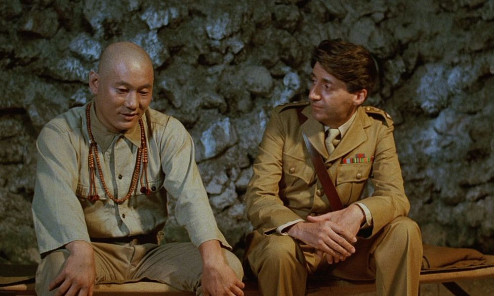 Merry Christmas Mr Lawrence.Merry Christmas Mr Lawrence Music Box Theatre