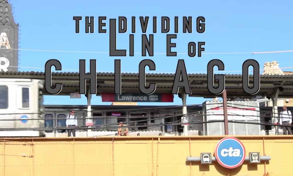 Dividing Line of Chicago