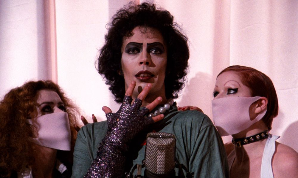 Movie Still from Rocky Horror Picture Show
