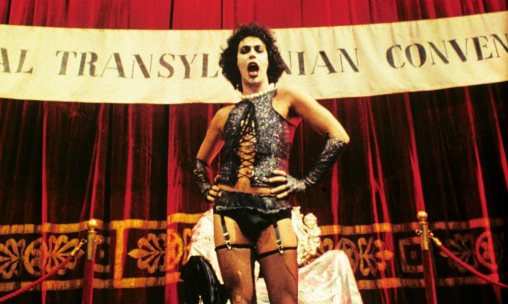 Movie Still from Rocky Horror