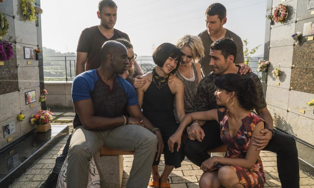 Sense8 Christmas Special Music.Sense8 Final Episode Music Box Theatre