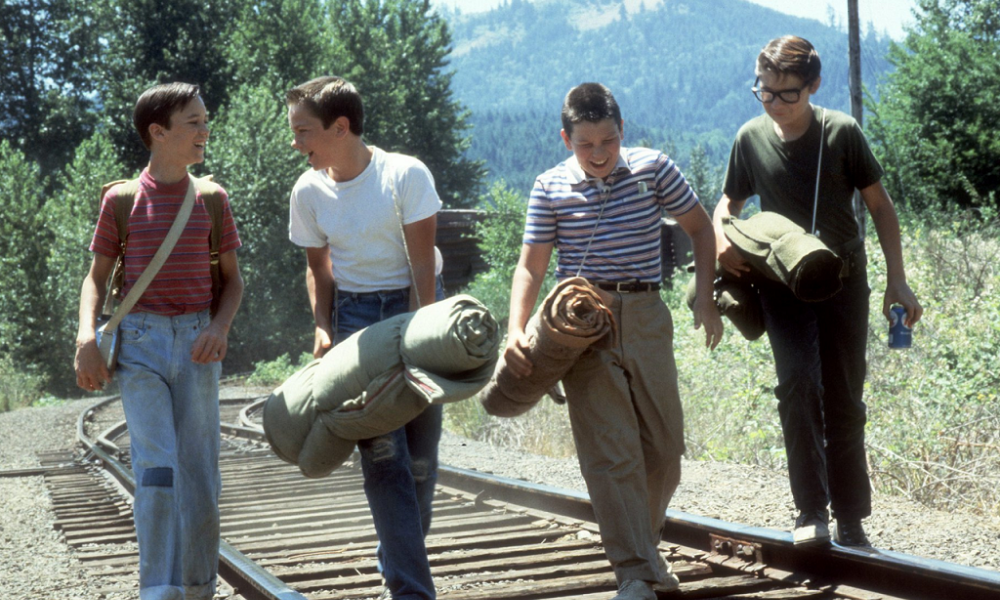 Movie Still from Stand By Me