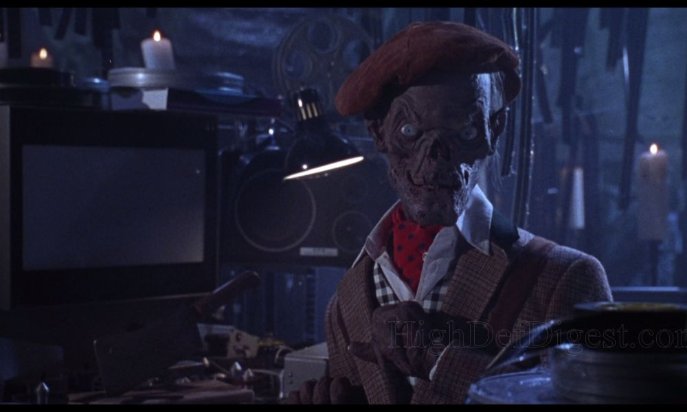 Tales From The Crypt Demon Knight Music Box Theatre