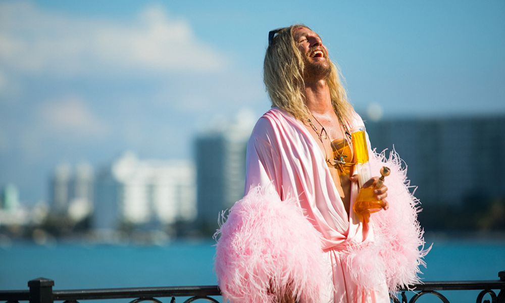 Matthew McConaughey in The Beach Bum