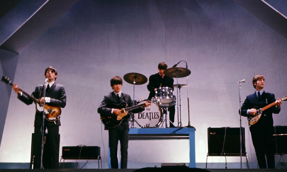 Movie Still from The Beatles: Eight Days a Week- The Touring Years