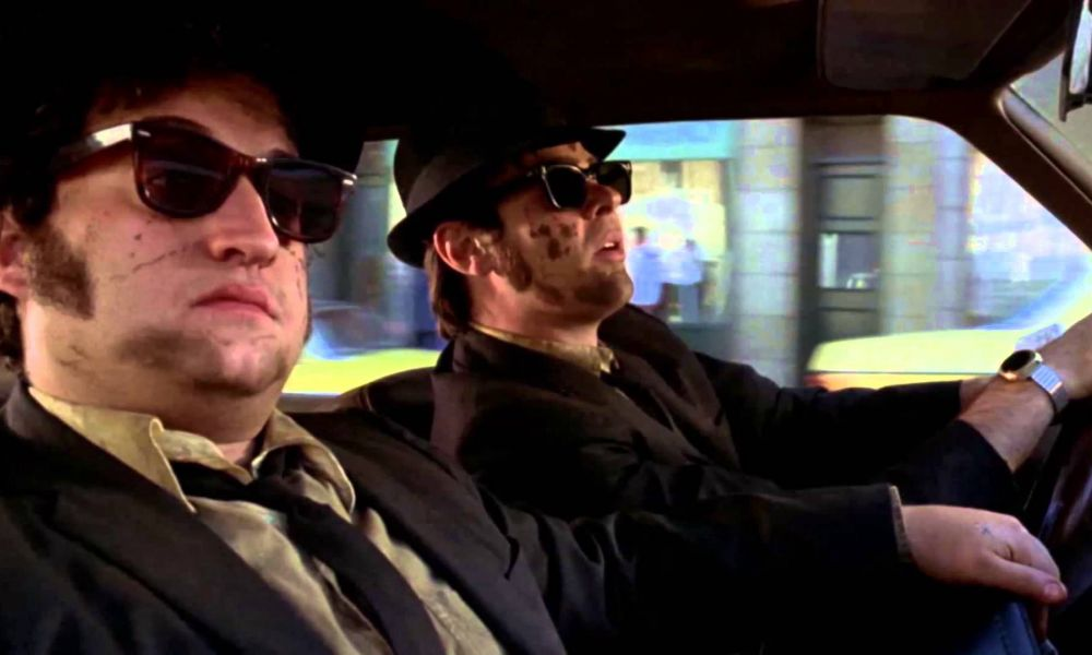 Movie Still from Blues Brothers
