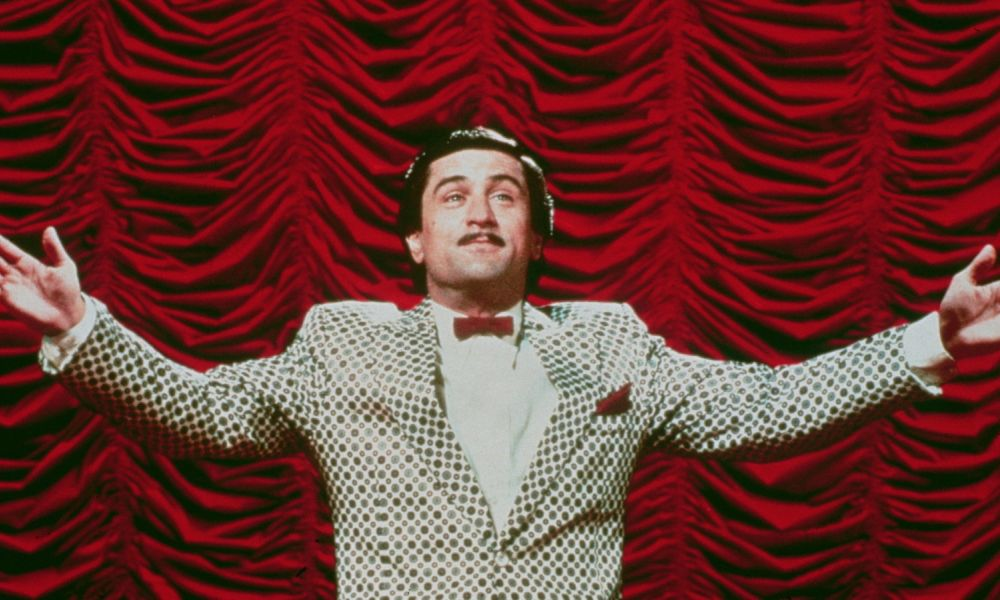 The King of Comedy still 1