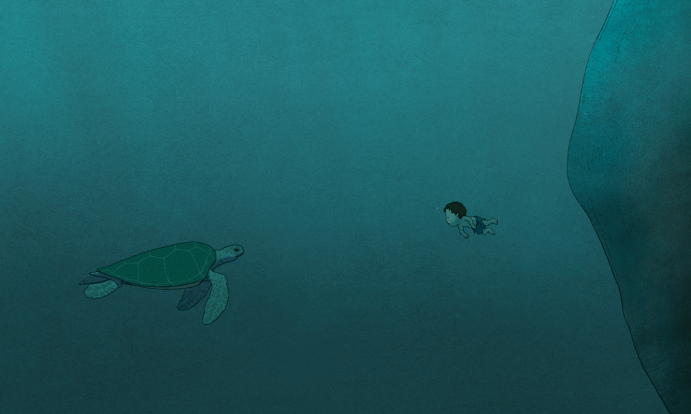 Red Turtle 5