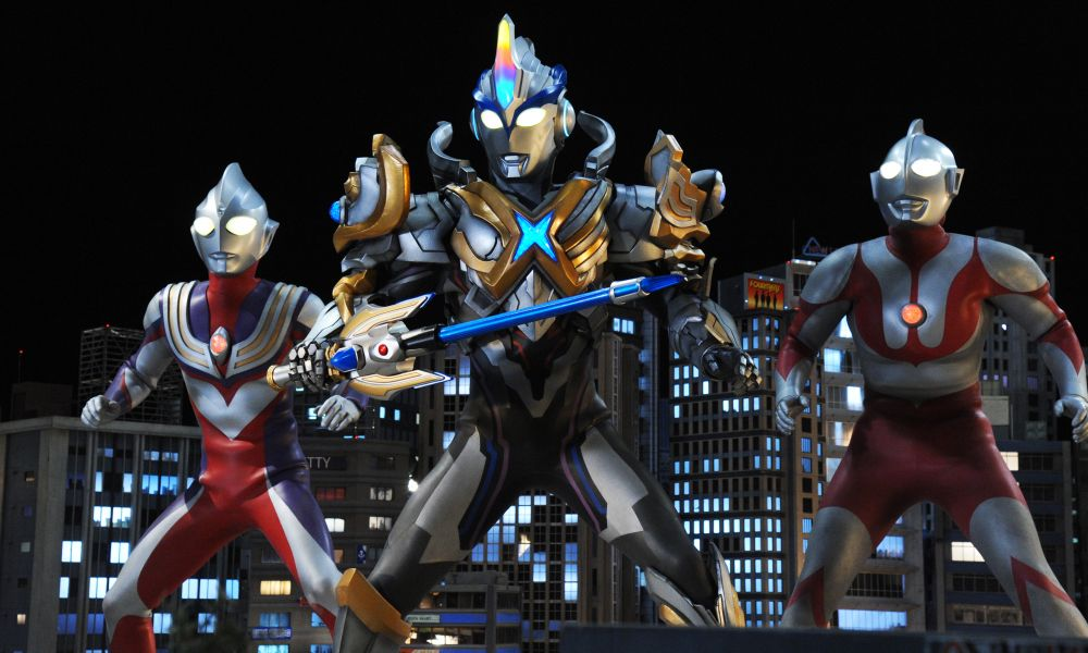 Ultraman Still