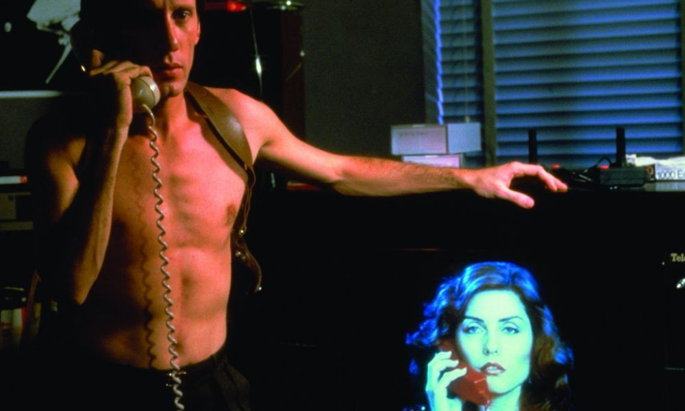 Image from Videodrome