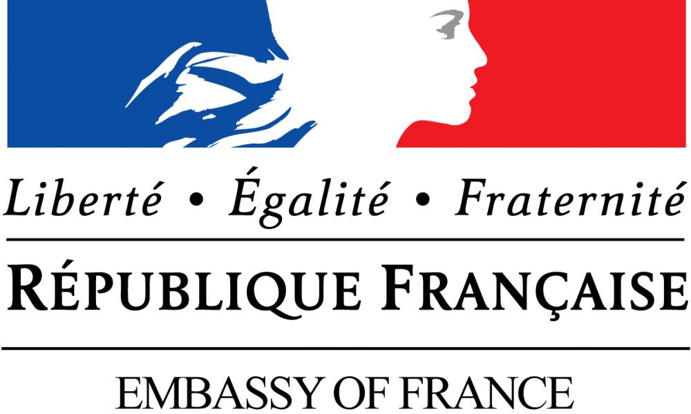 French Embassy Logo - Wings