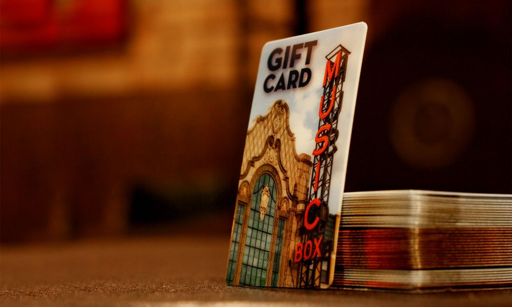 Music Box Theatre Gift Card