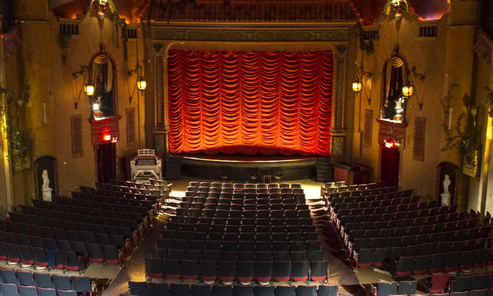 Music Box Theatre Interior