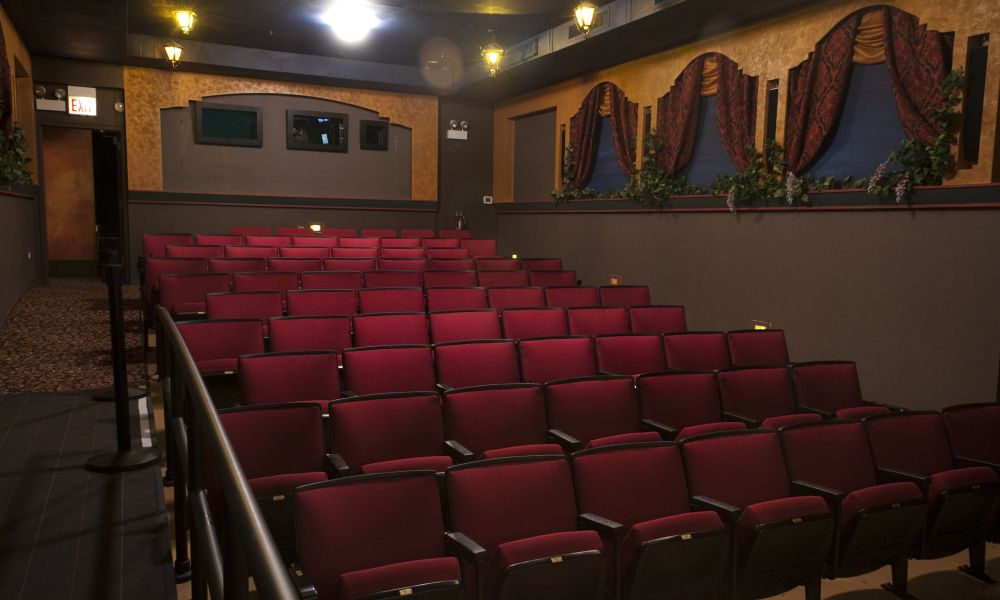 Music Box Theatre Screening Room