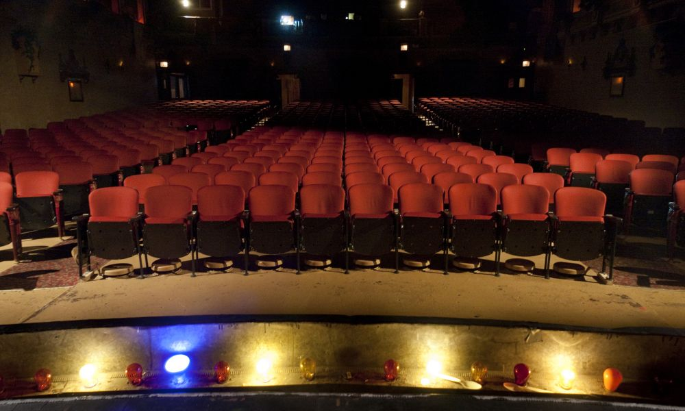 Photo from Theatre 1