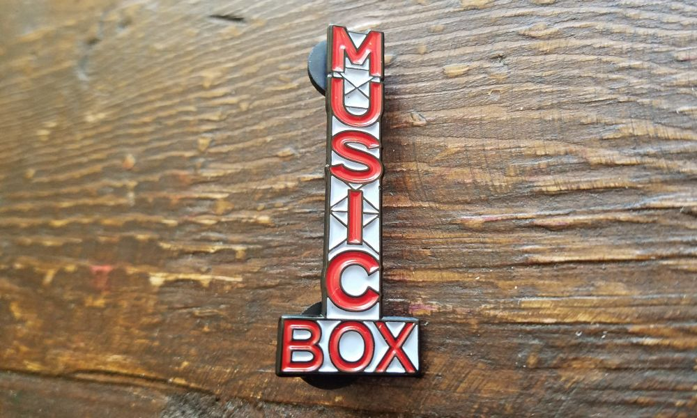 Marquee Pin